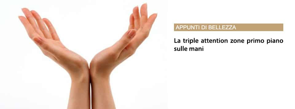 La Triple Attention Zone: Primo Piano Sulle Mani